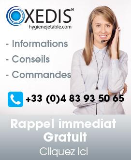 OXEDIS, distributeur en Draps d'examen, drap médical et produits d'hygiène pas cher